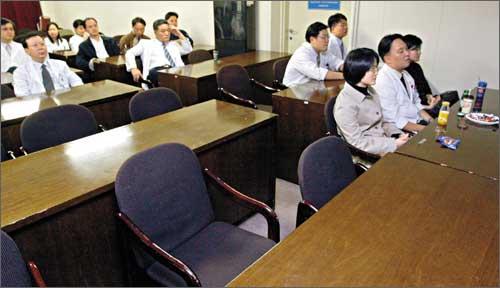 Korea's doctors